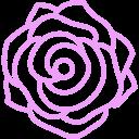 איקון פרח